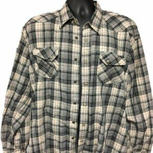 Pendleton Mens Austin Button Down Shirt L/S XXL